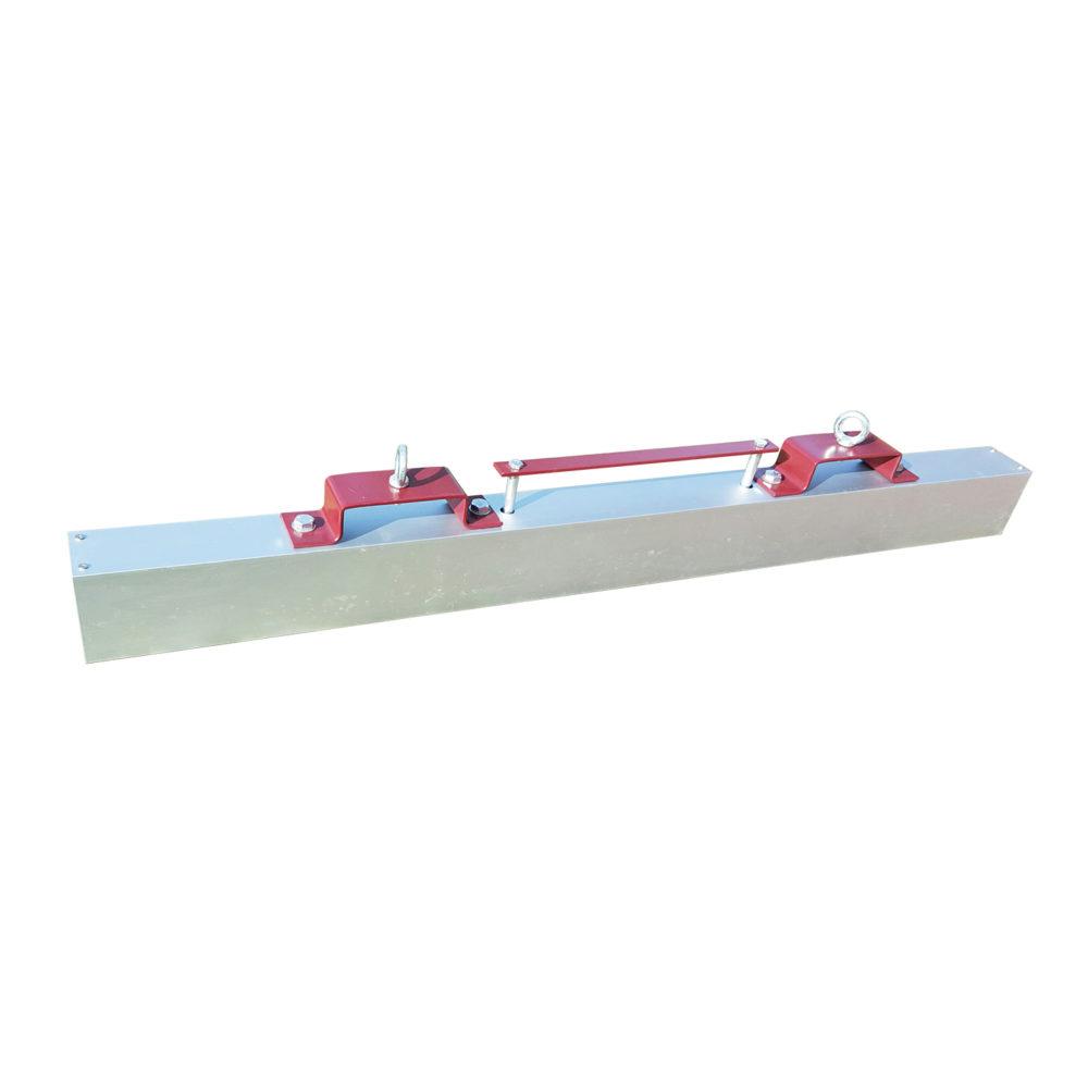 Forklift Magnetic Sweeper Tool 4ft