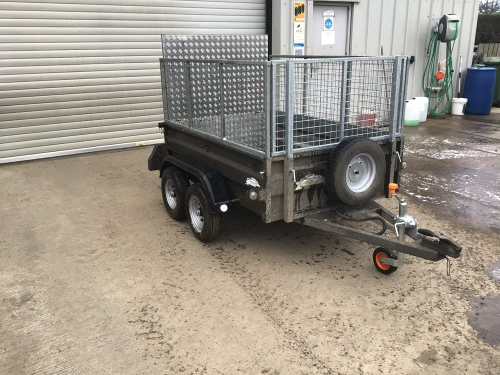 GP64D General Purpose Trailer 6ft x 4ft