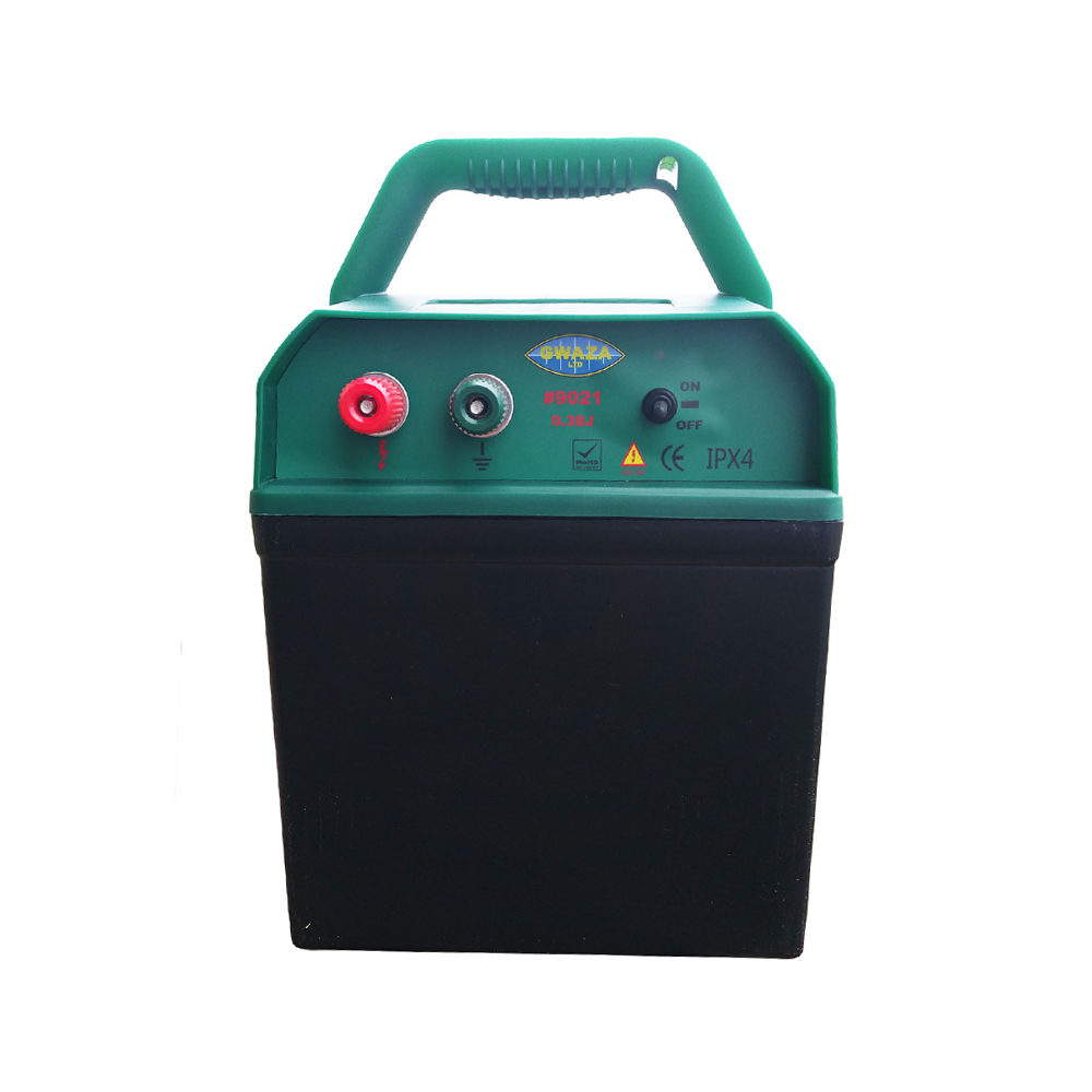 Electric Fence Battery Case