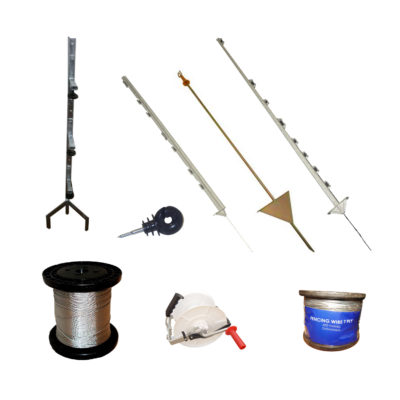 Electric Fence Equipment & Bundles
