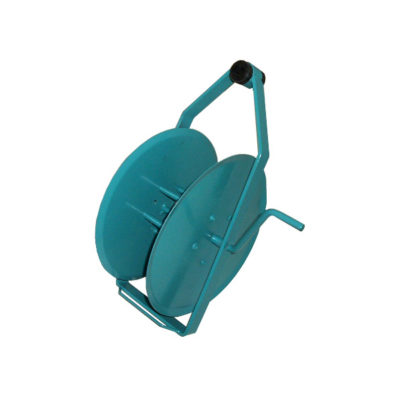 Metal Electric Fence Reel