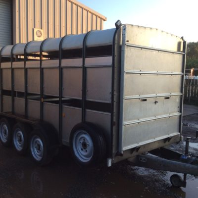 Ifor Williams TA510 Livestock Trailer - 2009