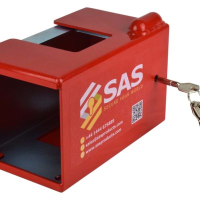 SAS Security Hitch Lock Fortress 'A' - Knott, Alko & Winterhoff