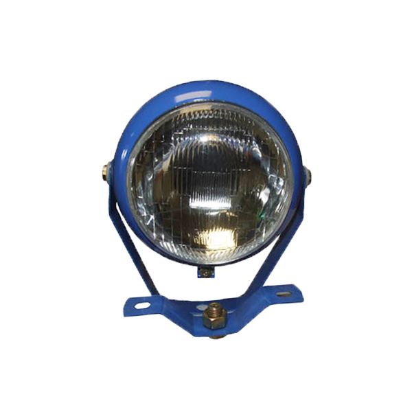 Classic Tractor Work Lamp Blue