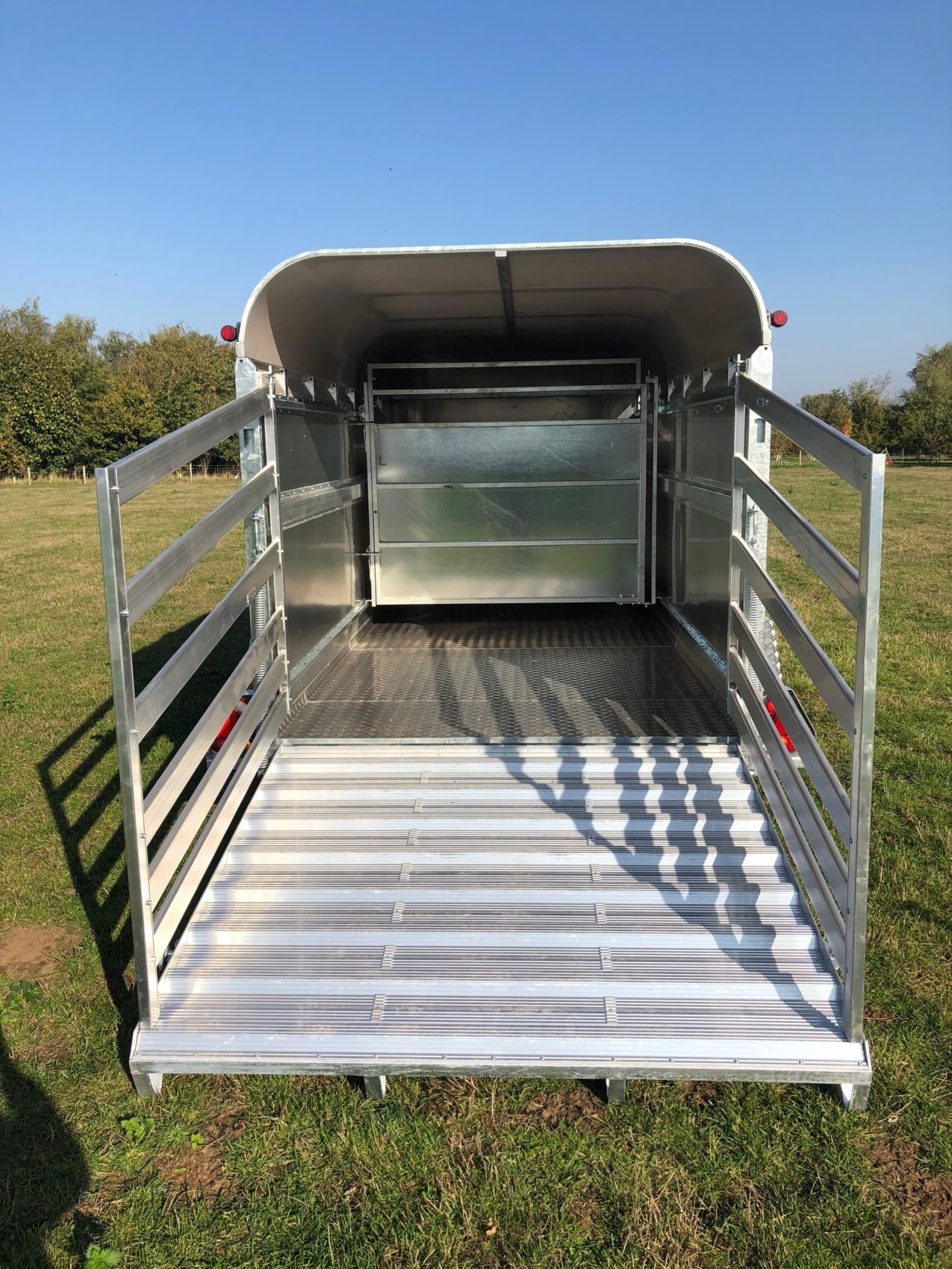 Livestock Trailer Accessories 2019 Rear Ramp