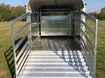Livestock Trailer Accessories 2019 Rear Ramp