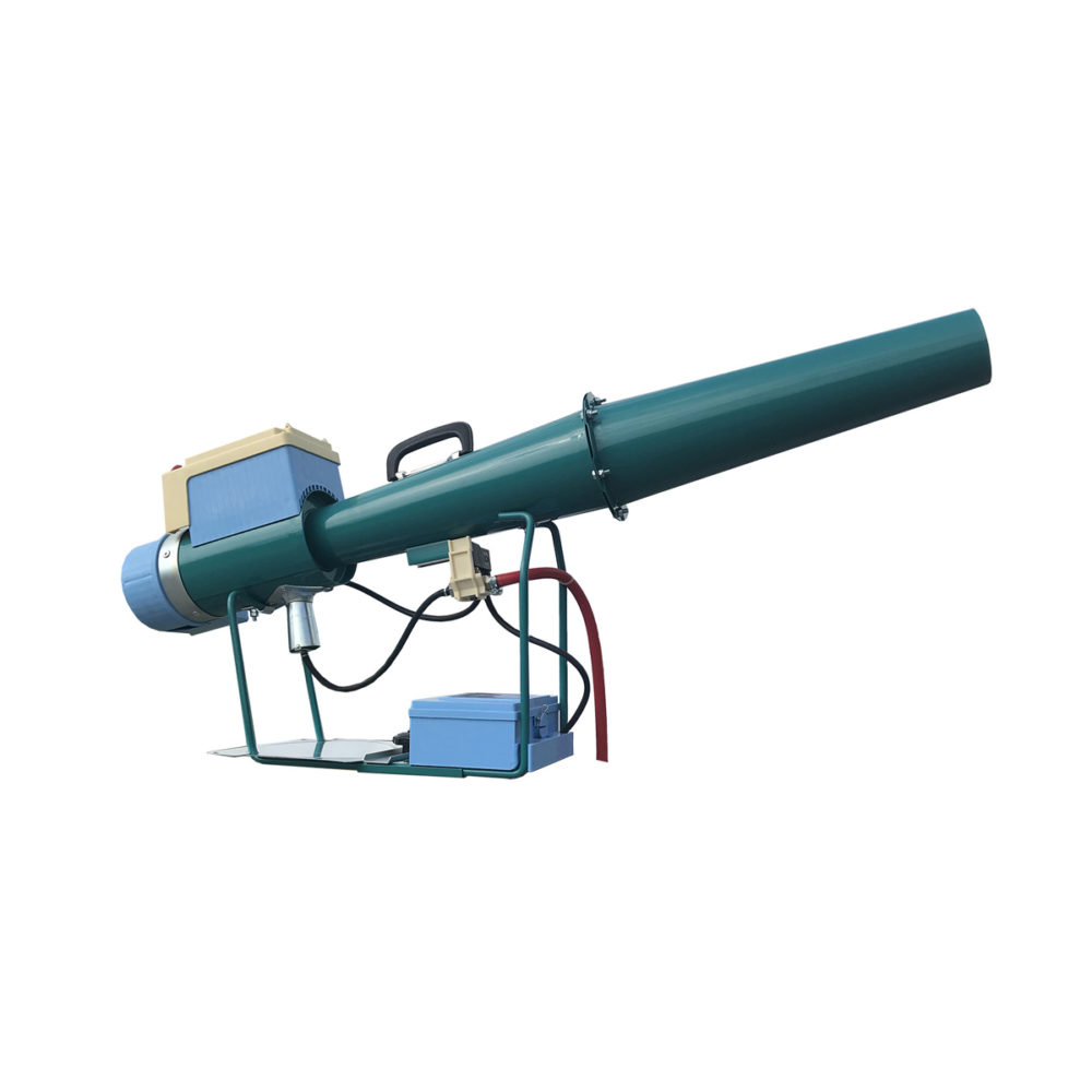 Gas Operated Bird Scarer Crow Banger - 120dB