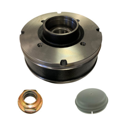 "Ifor Williams Brake Drum 200x50 4 Stud Hub 5.5"" PCD - KS0825"