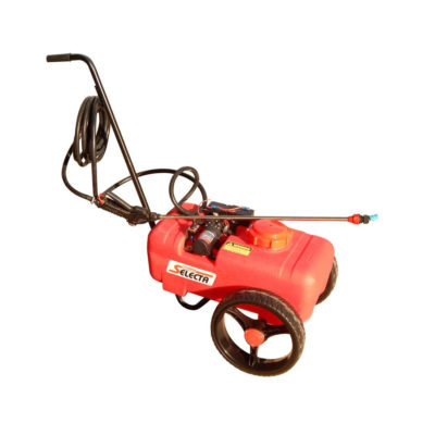 Push Sprayer Trolley 20 Litre