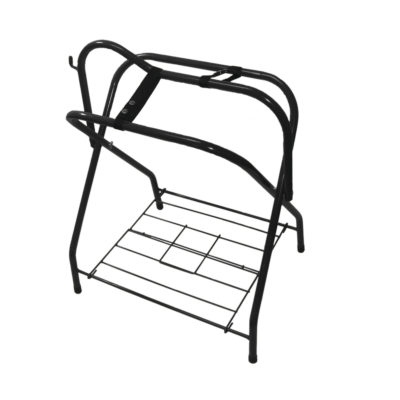 Saddle Rack Stand C/W Bridal Hook