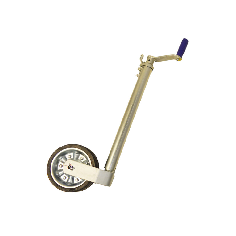 Maypole Smooth Jockey Wheel with rclip fitted