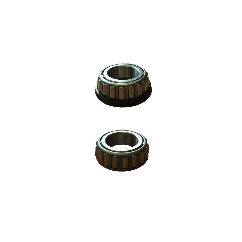 Unbraked Hub Bearing Set for small camping trailers and garden waste trailers