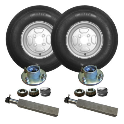 "Off Road Trailer Kit - 10"" Wheels"