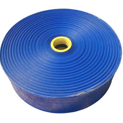 "Layflat Hose 2"" Blue"