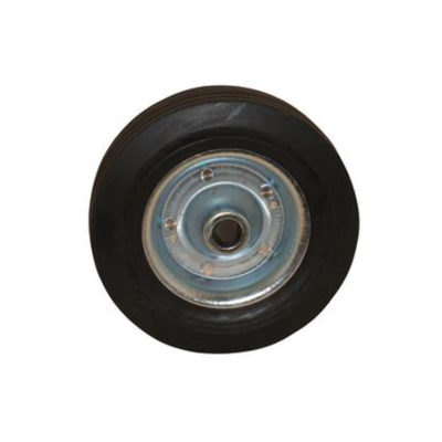Jockey Wheel Replacement Wheel 200mm x 60mm