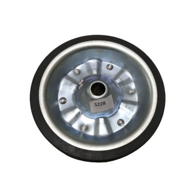 Jockey Wheel Replacement 200mm x 56mm