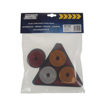 10 Piece reflector Kit