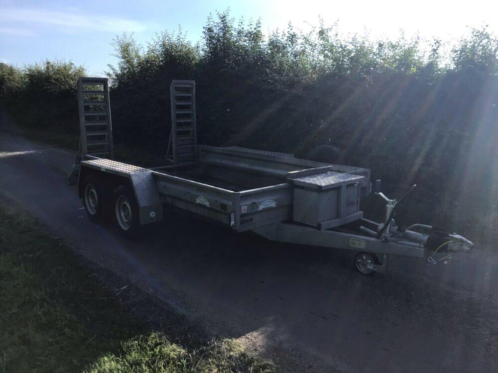 PL3510 Plant Trailer 10ft x 5ft10