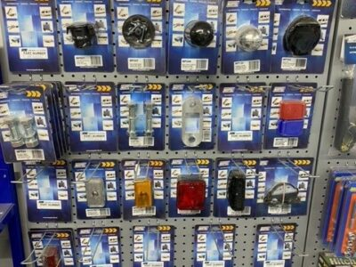 Plugs, Sockets and other trailer electrical